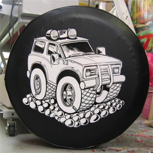 4wd wheel cover
