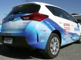 MM COROLLA DRIVER rear qtr 1
