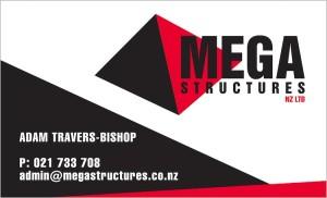 MegaStructuresBusinesscards