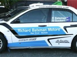 Richard Bateman Evo 1
