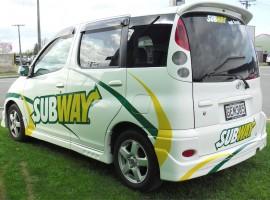 Sub rear qtr 1