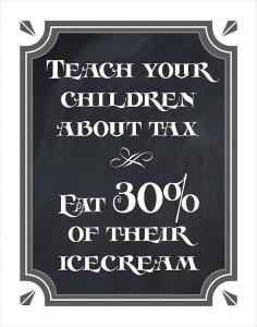 TeachTaxsign